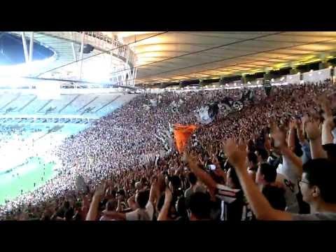 """Torcida show botafogo 1x0 corintians 11/09/2013 Brasileiro"" Barra: Loucos pelo Botafogo • Club: Botafogo"