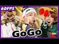 60FPS 1080P | BTS - GoGo, 방탄소년단 - 고민보다Go (Heart Perfomance Ver.) @MBC Music Festival 20171231