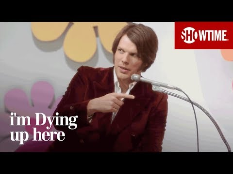 I'm Dying Up Here 1.10 Clip 'A Little Bit Sweet and Little Bit Sour'