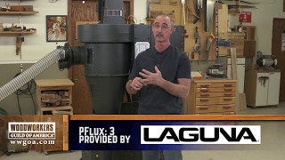 WWGOA - Laguna Tools P-Flux 3 Review