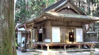 奈良県のパワースポット室生龍穴神社
