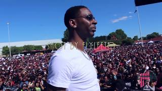 Young Dolph '100 Shots' live [ Shot By Flyleeto ]