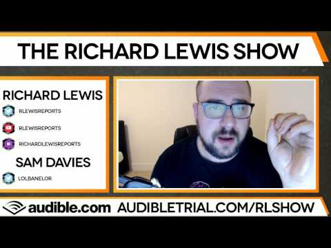 Richard Lewis champions cause for eSports players