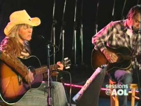 """Fruits Of My Labor"" Lucinda Williams AOL Sessions"