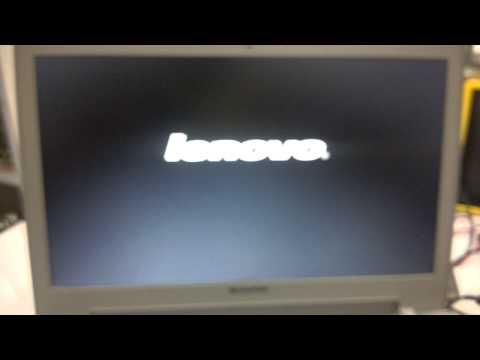 How to Enter BIOS in Lenovo IdeaPad Z410, Z510