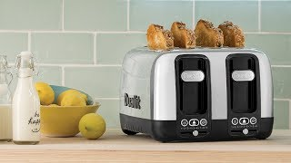 Dualit Domus Toaster preview