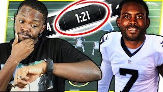 THE CLOCK IS TICKING! THIS NINJA VICK ABOUT TO GET BENCHED!! - Madden 18 Gameplay
