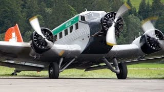 Junkers JU 52 with BMW Radial Engines