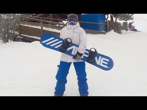 Alpine Custom Snowboard
