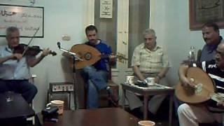 موسيقى أغداً ألقاك صولو كمان الآستاذ رضا حكم - صالون د عثمان صبرى 7/6/2010 تحميل MP3