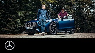 JP Kraemer und Matthias Malmedie: das Mercedes-AMG GT 63 S 4MATIC+ 4-Türer Coupé im Test   Kholo.pk