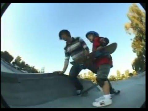 Newbury Skatepark Borchard Montage