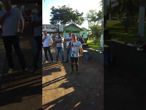 Divulgação da corrida apae de Aral Moreira ms