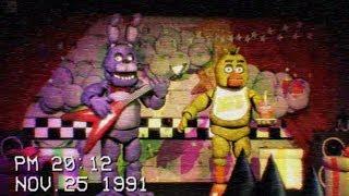[FNAF] Bonnie Show Tape 1991 - Freddy Fazbear