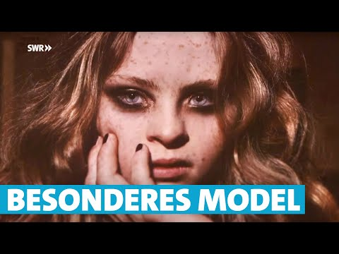 Ver vídeo Tamara Röske - Model mit Downsyndrom
