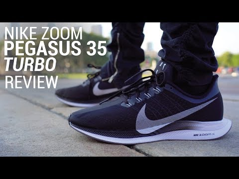 NIKE ZOOM PEGASUS 35 TURBO REVIEW