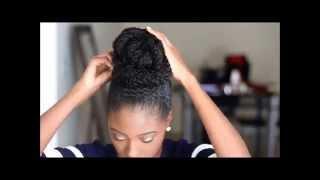Marley Hair Bun | Protective Styles
