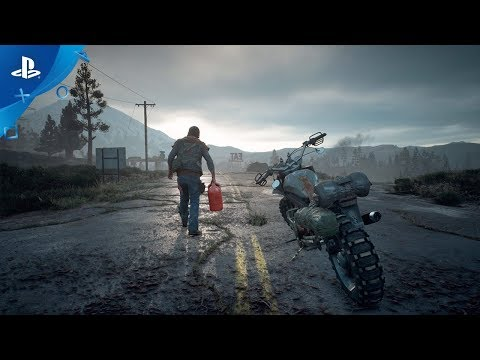 Days Gone – World Video Series: Riding The Broken Road | PS4 thumbnail