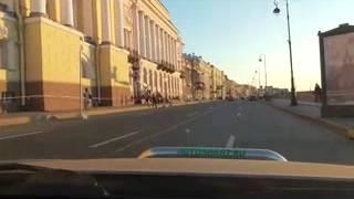 Уроки автовождения в Питере.