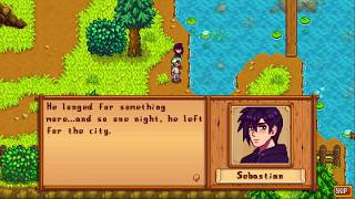 Sebastian Marriage Event - Sebastian's Father
