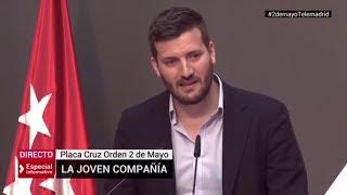 La Joven Compañía, Cruz de la Orden del Dos de Mayo de la Comunidad de Madrid