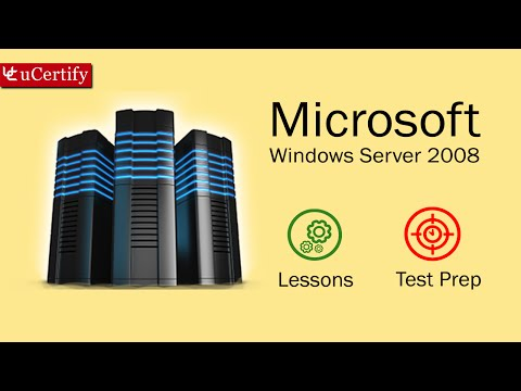 70-640, 70-642, and 70-643 - MCTS/MCSE - Windows Server 2008 ...