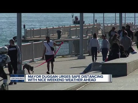 Detroit Mayor Duggan concerned with warm weather weekend gatherings