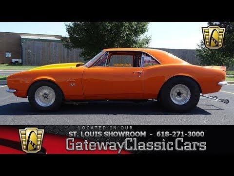 1967 Chevrolet Camaro for Sale - CC-1016340