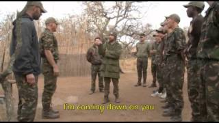 The best Anti-poaching Footage Ever! Protrack Anti-poaching Unit