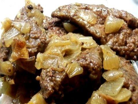 Печень болгарский перец салат