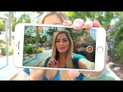 iPhone 8 Camera Test