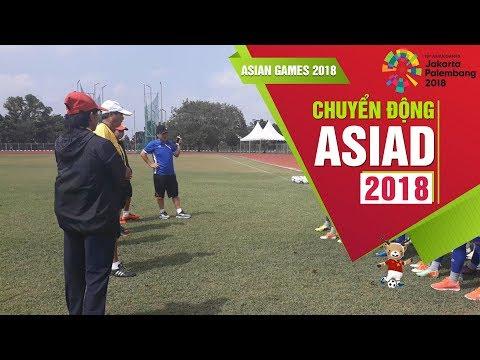 ĐT bóng đá nữ Việt Nam bước vào buổi tập thứ 3 tại Indonesia