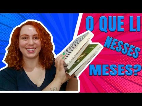 LEITURAS DE FEVEREIRO E MARÇO 2020 | Baú Literário