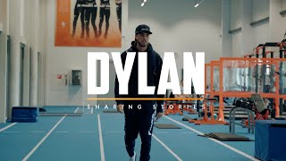 Sharing stories: Dylan Hoogerwerf