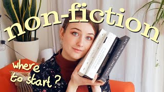 EASY Non-fiction Book Recommendations For Beginners