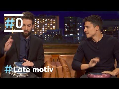 Late Motiv: Álex González, un hombre de ciencia ficción #LateMotiv213 | #0