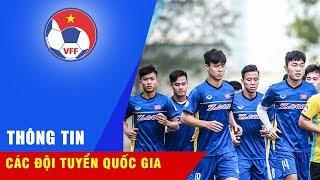 ĐT Việt Nam lên đường sang Jordan, sẵn sàng cho trận đấu tại VL Asian Cup 2019