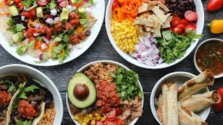 5 Mexican-Inspired Vegan Meals For Under $5 (Budget-Friendly)