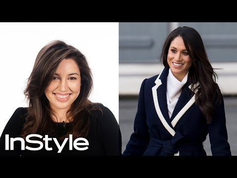 How to Get Meghan Markle's Signature Blowout | InStyle
