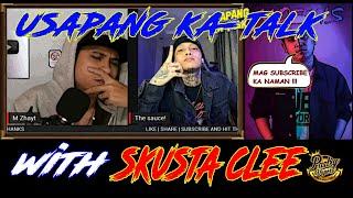USAPANG KA TALK WITH SKUSTA CLEE | EX BATALLION | EPISODE 13