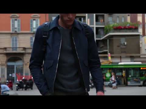 torbica za iPad Courier Business Crossover Blue S