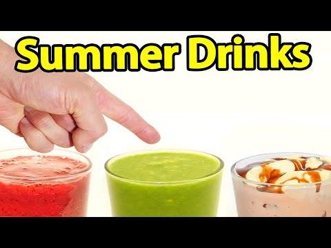 How to Make Some Delicious Smoothies This Summer