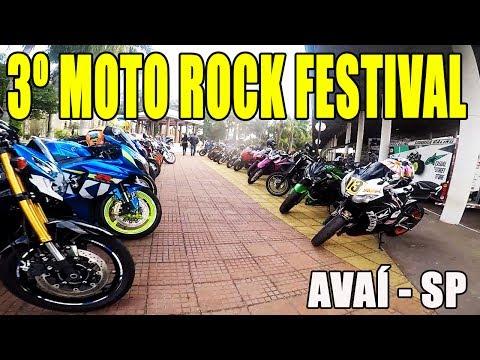 3º MOTO ROCK FESTIVAL EM AVAÍ - BORA ACELERAR - EVERTRIPS