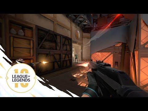 смотреть онлайн видео Project A Riot S Tactical Fps