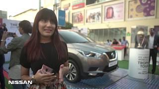 ICC CWC TrophyTour | Ahmedabad Chapter | Nissan KICKS