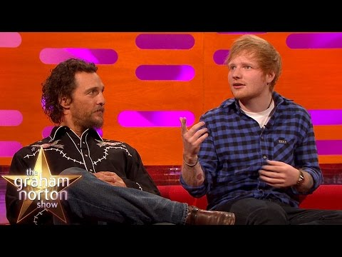Ed Sheeran Once Took Lego to a Date - The Graham Norton Show