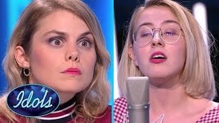STARPASS AUDITION | 17 Year Old BLOWS JUDGES AWAY Singing Adele Million Years Ago