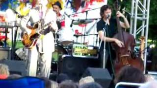 "Maplewoodstock 2009 - Marshall Crenshaw ""Fantastic Planet of Love"""