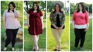 Sealed With A Kiss Lookbook  Plus Size Fashion 
