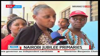 Nairobi Primaries: Police nub four suspects alleged to be members of Gaza gang